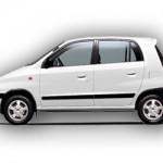 Santro Prime Club Gv White Color
