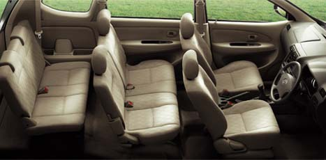 Toyota Avanza Seats Interior - Prices in PakistanPrices in ...