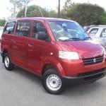 Suzuki APV 2009 Pictures