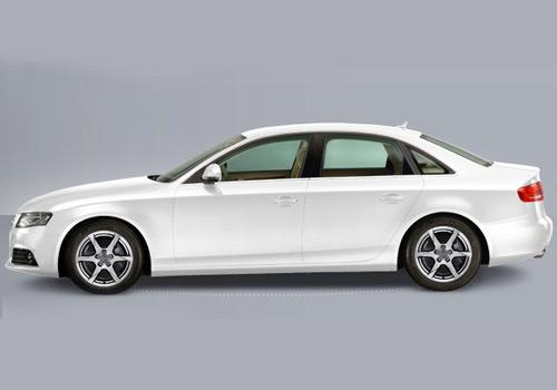 Audi A4 2011 White. driver Audi+a4+2011+white