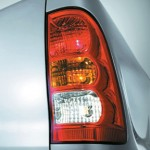 2011 Toyota Hilux Turbo Back Light
