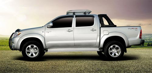 Toyota Hilux Turbo 2011 in Pakistan Price, Pictures, Specs