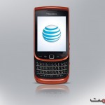 BlackBerry Torch 9800 View