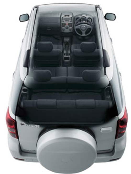 Terios 2011 Price In Pakistan 7 Seater Suv Pictures And