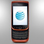 Torch 9800 in Orange Color