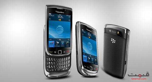 Mobile deathmatch RIM BlackBerry Torch 9800 vs. Apple iPhone 4