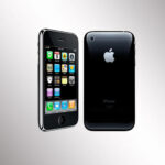 Apple iPhone 3GS Black Color Picture