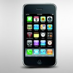 Apple iPhone Front Black Picture
