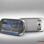 Nokia C7 Display And Camera View