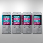 Nokia 5310 Xpressmusic Different Colors Picture