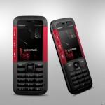 Nokia 5310 Xpressmusic Front View