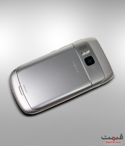 Nokia E6 Back Side View - Prices in PakistanPrices in Pakistan