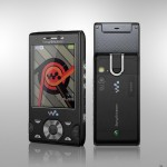 Sony Ericsson W995 Front And Back Picture