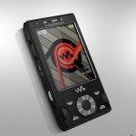 Sony Ericsson W995 Front Picture