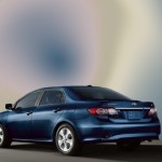 Toyota Corolla XLi in Blue Color