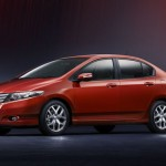 Honda City 2011 in Red Color