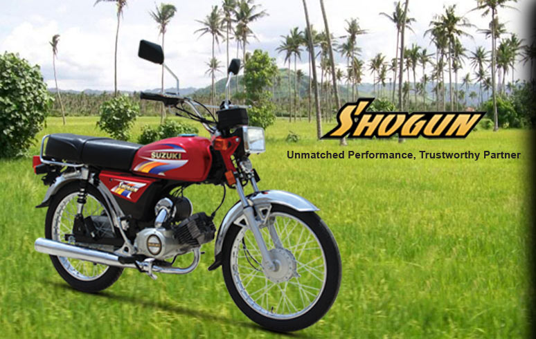 Suzuki Shogun 2011 Price, Pictures, Features in Pakistan