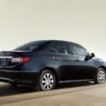 Toyota Corolla GLi Rear Exterior