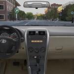 Toyota Corolla GLi Interior