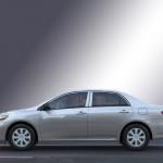 Toyota Corolla GLi in Silver