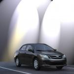 Toyota Corolla XLi Black Color