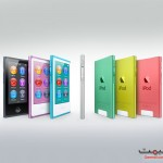 AppleiPod Nano Colors