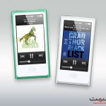 AppleiPod Nano Display