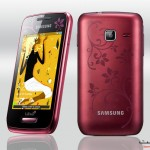 Samsung Wave Y S5380 Red Color Picture