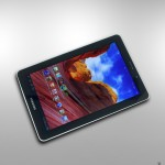 Samsung Galaxy Tab 7.7 Display View Picture