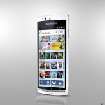Sony Ericsson Xperia Arc S Display Picture