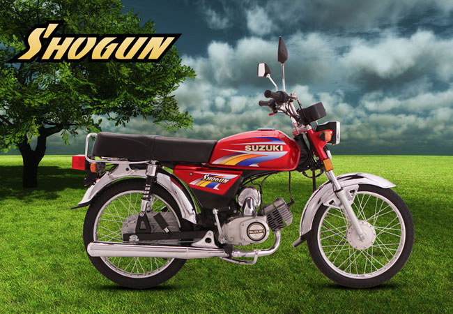 Suzuki Shogun 2012 Price in Pakistan with Pics And Review