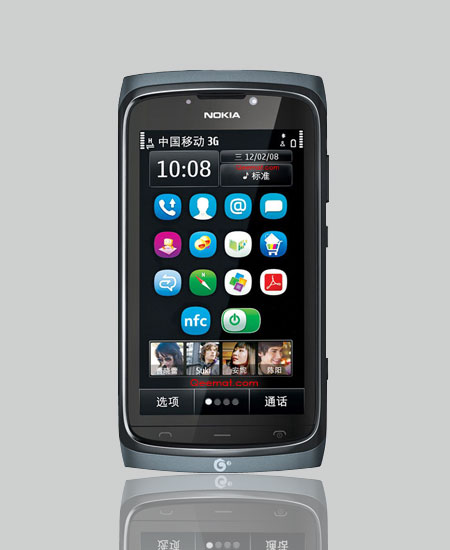 Nokia 801T Price in Pakistan | Nokia 801T Review and Pics