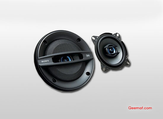 Sony Speakers for Cars Price in Pakistan | Xplod for Car Speakers