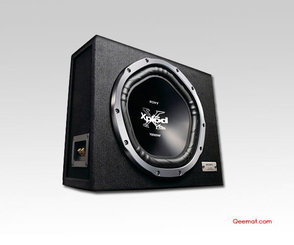 Sony Xplod in Car Subwoofers Price in Pakistan | Subwoofers for Cars