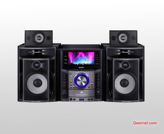 Sony Dvd Mini Hi Fi Mhc Gzr888da Picture Prices In