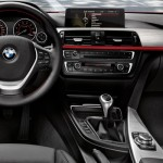 BMW 3 Series Black Color Interior