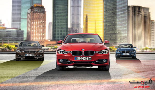 Price of BMW 3 Series 2013 in Pakistan with Review