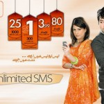 Ufone SMS Packages Daily And Weekly