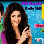 Zong SMS Package