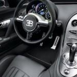 Bugatti Veyron 2013 Dashboard View