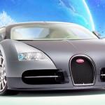 Bugatti Veyron 2013 Front