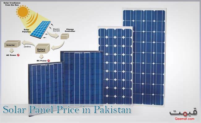 Solar Panel Prices in Pakistan