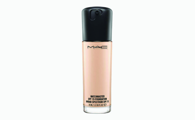 Mac Matchmaster SPF 15 - One of The Best Mac Foundations For Dry Skin