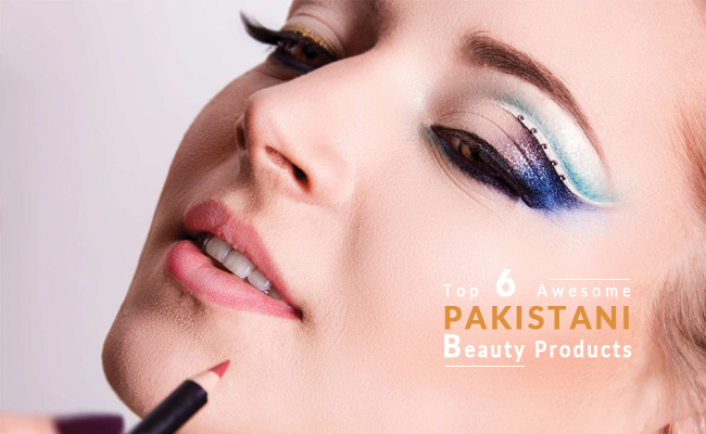 Top 6 Awesome Pakistani Beauty Products